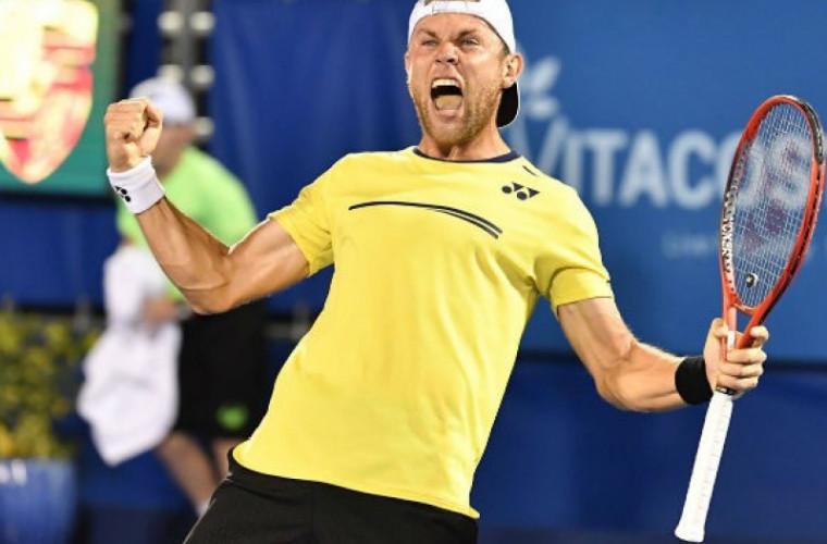 Radu Albot participă la un nou turneu din seria ATP 250