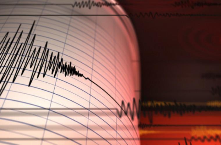 Cutremur cu magnitudinea 4,1 în apropiere de Republica Moldova