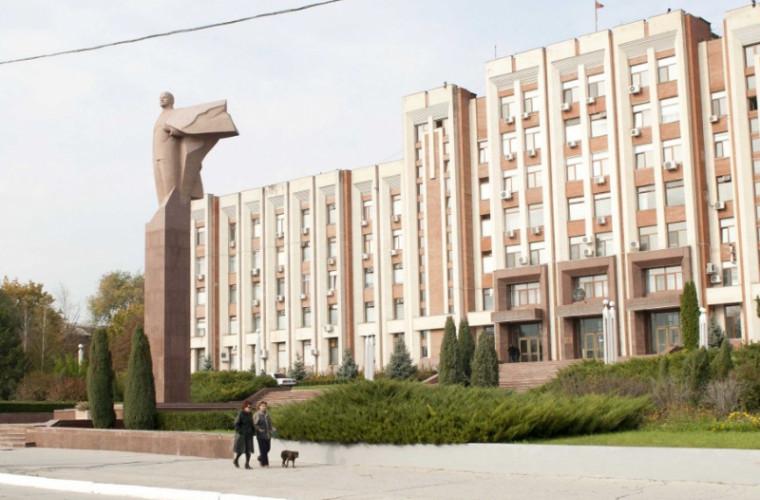 Tiraspolul spune că procesul de negocieri a fost oprit