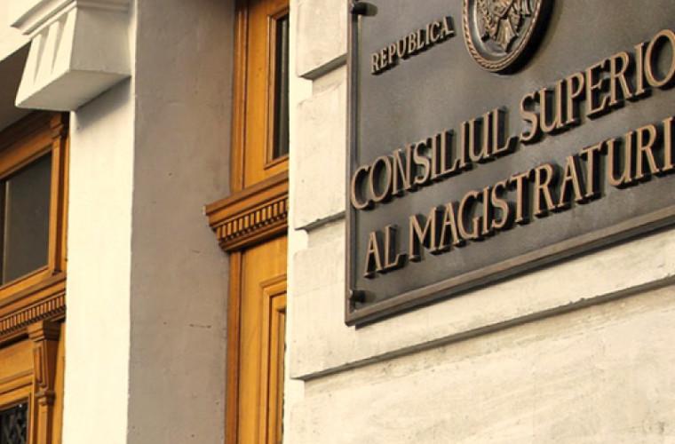 CSM a înaintat președintelui 31 de candidați la funcția de judecător (DOC)