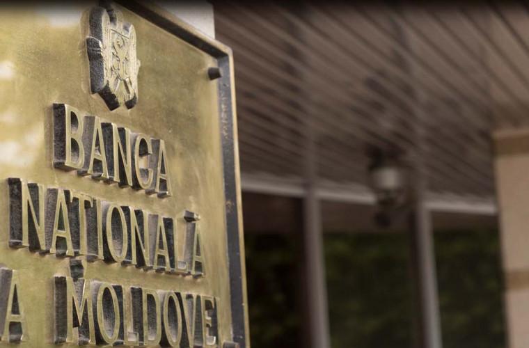 Banca Națională a Moldovei a revizuit în scădere prognoza inflației pe anul curent