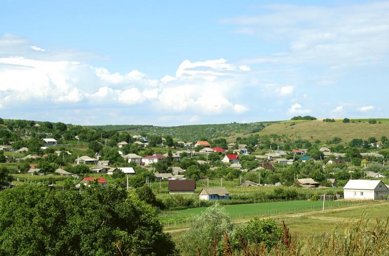 Satul Carbuna - un tezaur al Moldovei rurale