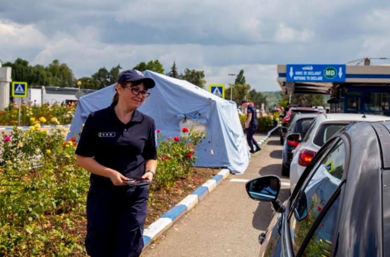 """""""Bun venit în Moldova!"""": În august, la frontieră vor fi distribuite broșuri cu oferta turistică a țării"""