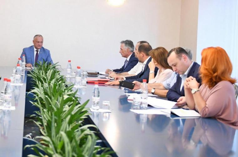 Programul acțiunilor dedicate aniversării a 75-a de la eliberarea Moldovei de fascism