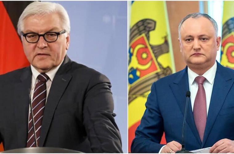 Штайнмайер: Приднестровский конфликт не решить без восстановления отношений с Россией
