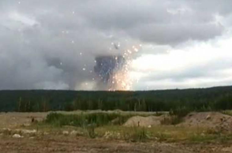La ce să ne așteptăm după explozia nucleară din Rusia