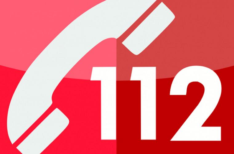 Fiecare al doilea apel la 112 este fals