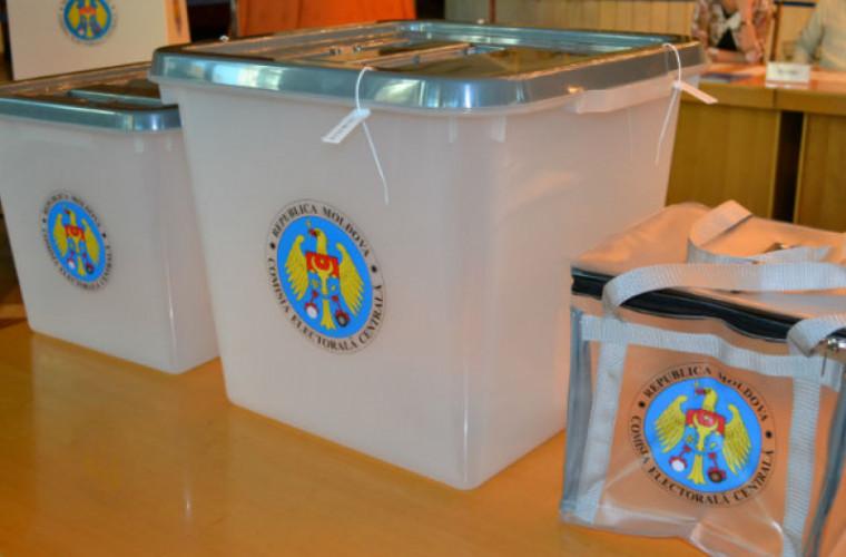 Secții de votare mai accesibile pentru persoanele cu dizabilități