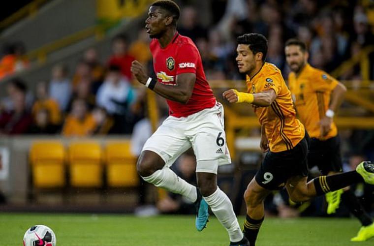 Манчестер Юнайтед потерял первые очки в Премьер Лиге