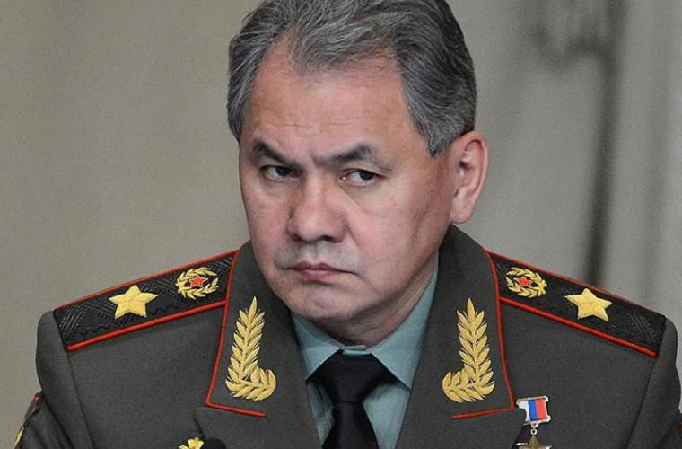Cine a făcut parte din delegaţia lui Serghei Şoigu, la Chişinău