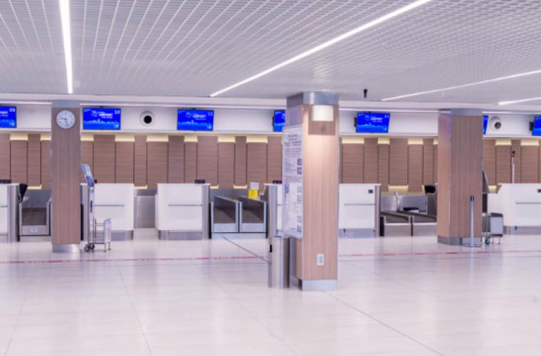 """Cum ne-a fost """"suflat"""" Aeroportul Internațional Chișinău"""