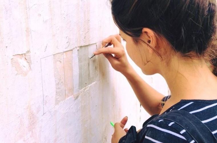 Mai mulți elevi au învățat tehnici de restaurare a clădirilor istorice (FOTO)