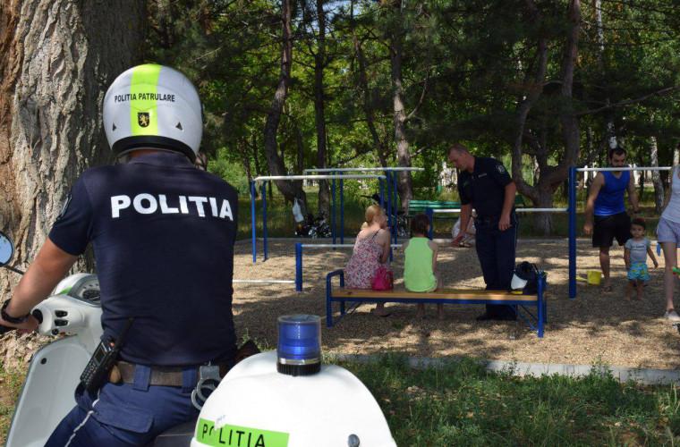 INP a scos mai mulți polițiști în stradă. Află motivul