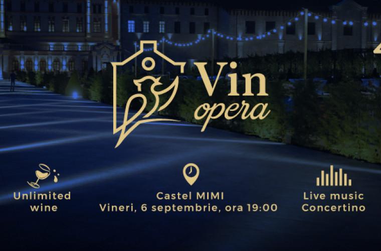 10 motive să vii la VinOPERA