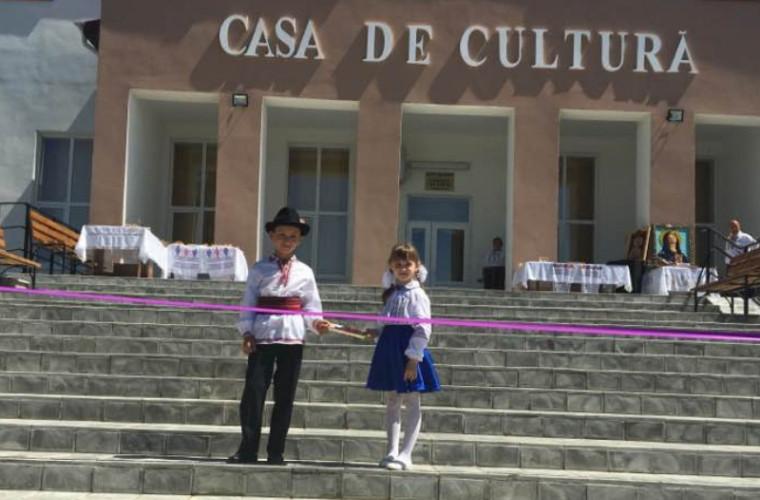 Dezvoltarea centrelor publice de cultură, dezbătută la Chișinău