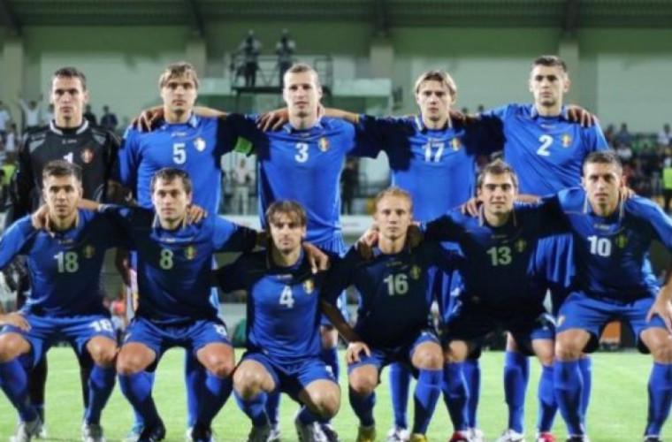 Naționala Moldovei joacă în această seară cu Islanda