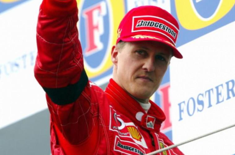 Schumacher este conștient: ce spune medicul
