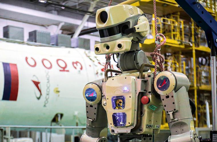 Robotul Fedor și-a încheiat prima și ultima misiune în spațiu