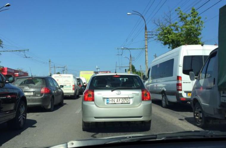 Schimbări majore în doar cîteva luni pe o stradă din Chișinău