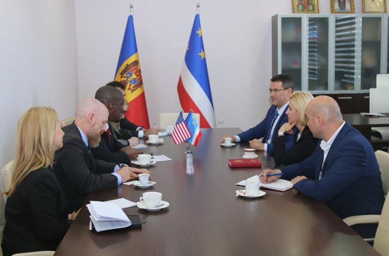 О чем башкан Гагаузии говорила с послом США и главой миссии USAID в Молдове?