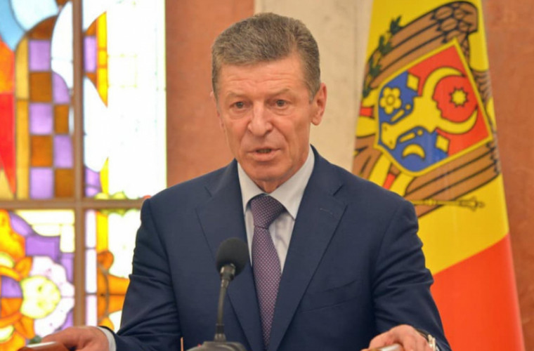 Dmirii Kozak vine din nou la Chișinău