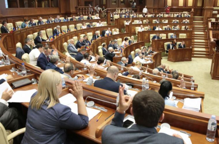 Legea Procuraturii a fost votată în lectura a doua în parlament