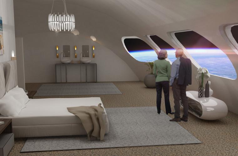 Cum arată hotelul care duce confortul pămîntesc în spaţiu: ce vor putea face turiştii şi cît va dura un sejur