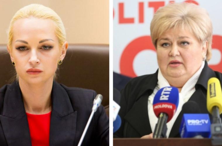 Tauber și Apostolova, arestate la 5 minute după retragerea imunității. Explicația lui Litvinenco