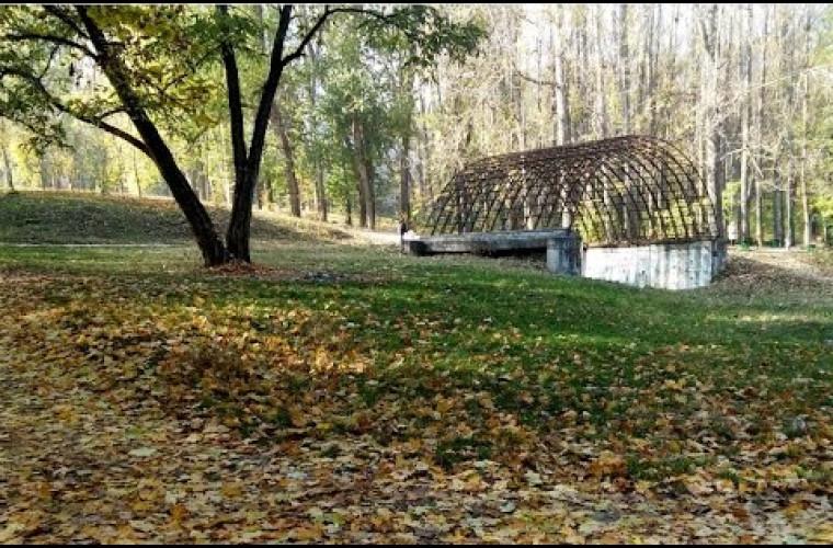 Cum a fost filmată o persoană într-un parc din Chișinău: Rușine (VIDEO)
