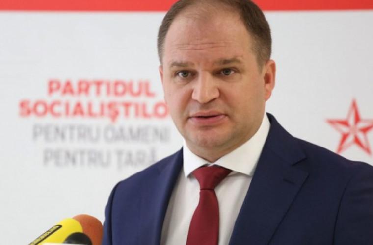 Ceban explică de ce lipsește sigla PSRM de pe materialele de campanie electorală