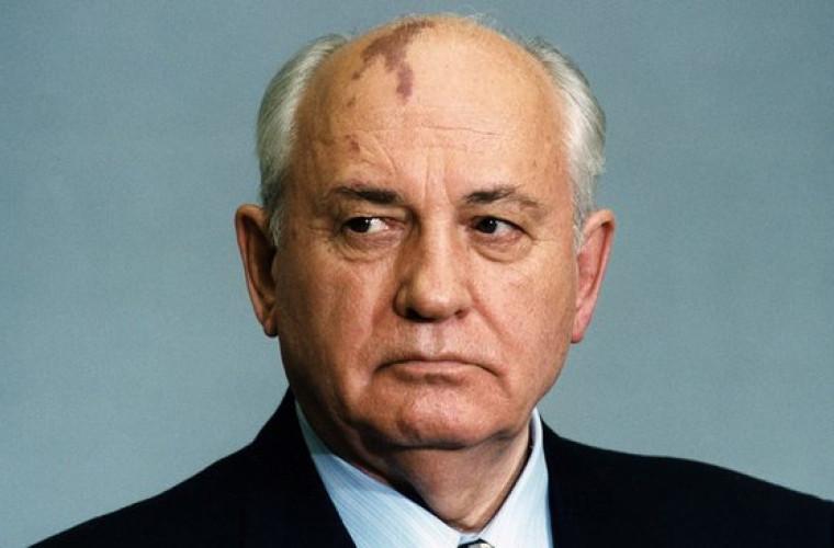 Mihail Gorbaciov își va lansa curînd o nouă carte