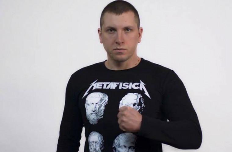 Pavel Grigorciuc a fost reținut de PCCOCS