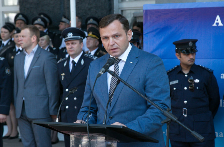 Andrei Năstase a degrevat din funcție