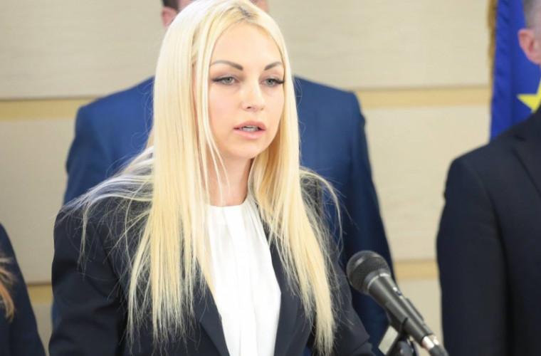 Marina Tauber rămîne în arest la domiciliu