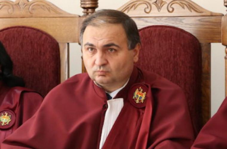 Procuratura Anticorupție desfășoară percheziții acasă la președintele CSJ, Ion Druță