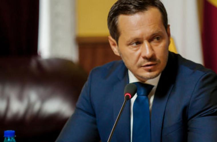 Ion Ceban a vorbit despre înlăturarea lui Codreanu din cursa pentru Primăria capitalei