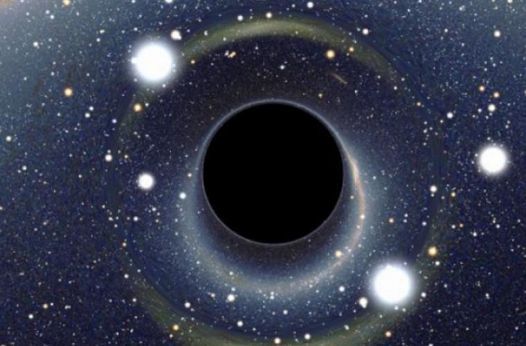 Misterioasa planetă a 9-a din sistemul solar ar putea fi o gaură neagră
