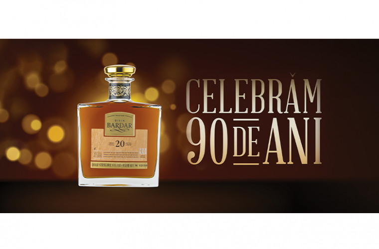 Celebrăm Aniversarea 90 de ani a Distileriei Bardar