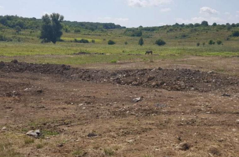 Construcția ilegală din comuna Ivancea va fi oprită (DOC)