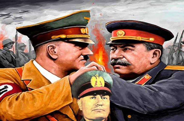 Hitler, Stalin și Mussolini, nominalizări la premiul Nobel pentru Pace