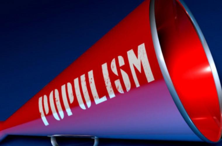 În spatele poporului. Unde ar putea duce țara populismul în politică