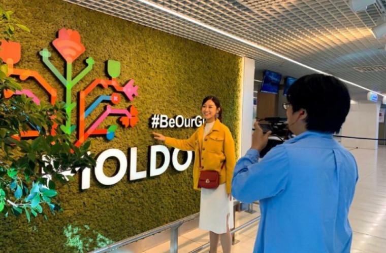 O echipă de jurnaliști din Japonia vor realiza trei episoade despre Moldova