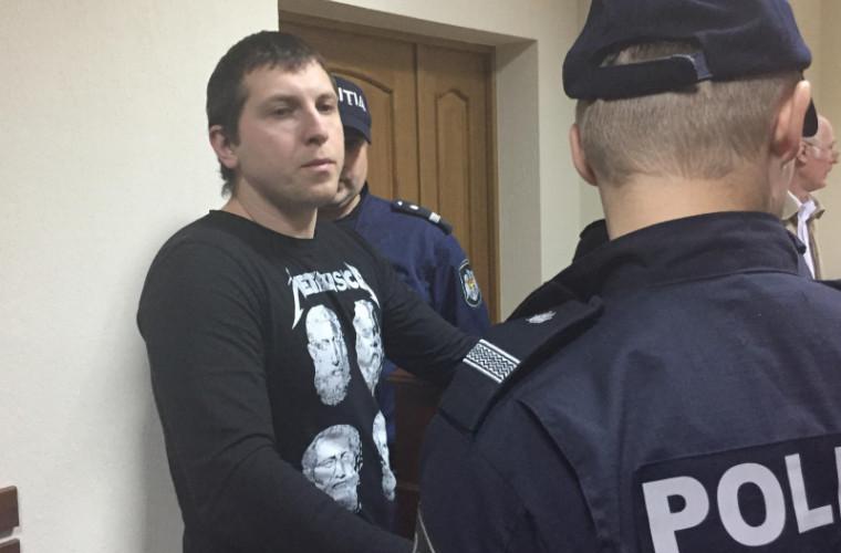 Grigorciuc, eliberat din arest preventiv (VIDEO)