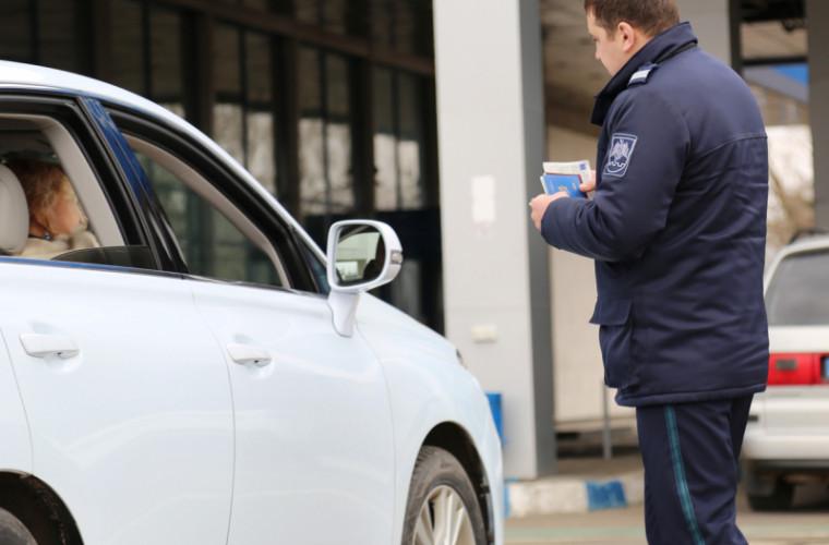 Ilegalități la frontieră: Patru ucraineni și doi moldoveni au ajuns pe mîna poliției