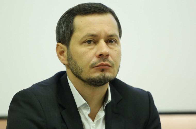 Codreanu a mers din nou la CEC, cerînd să fie înregistrat în cursă