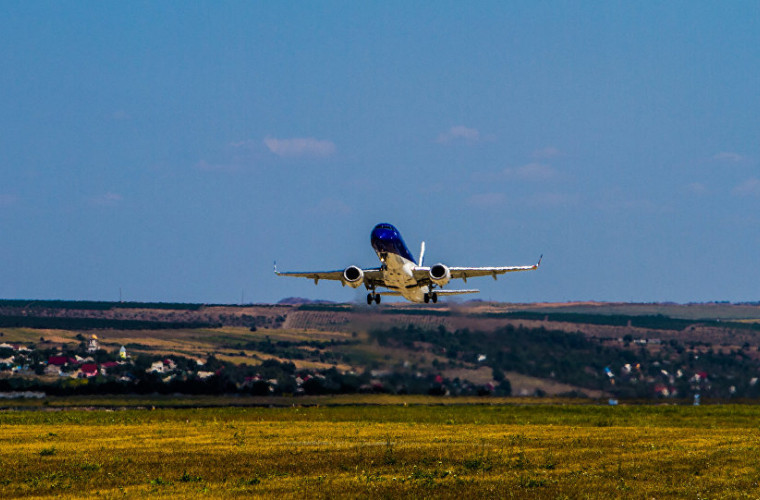 Moldova va implementa standarde europene în domeniul aviației