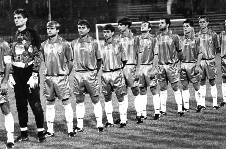 Cel mai bun meci al Echipei naționale de fotbal din Moldova (FOTO, VIDEO)