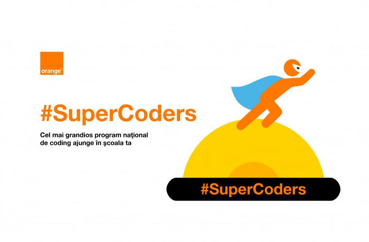 #SuperCoders возвращается: Самый грандиозный национальный проект кодирования – и в твоей школе