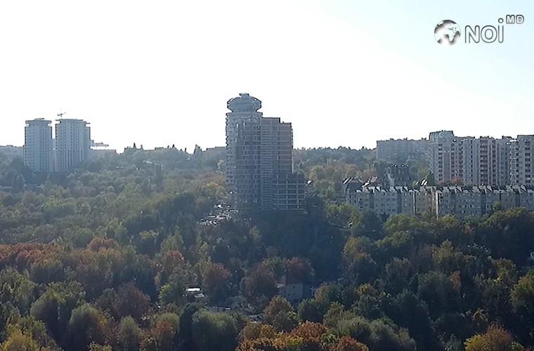 Архитектурный шедевр «Ромашка» больше не будет украшать панораму Кишинева (ВИДЕО)