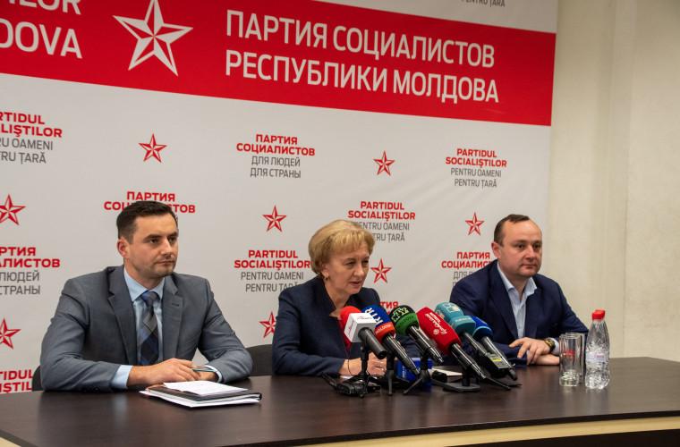 Zinaida Greceanîi i-a propus blocului ACUM să creeze coaliții la nivel raional